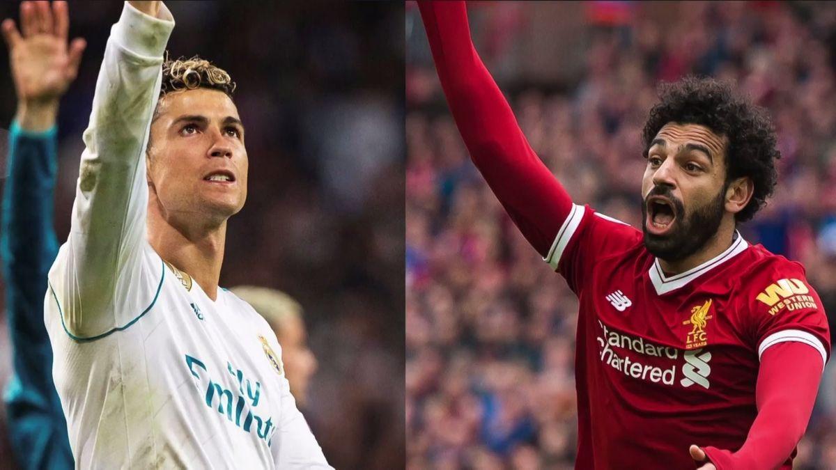 Proč je Salah letos lepší než Ronaldo a rozhodne i finále Ligy mistrů?