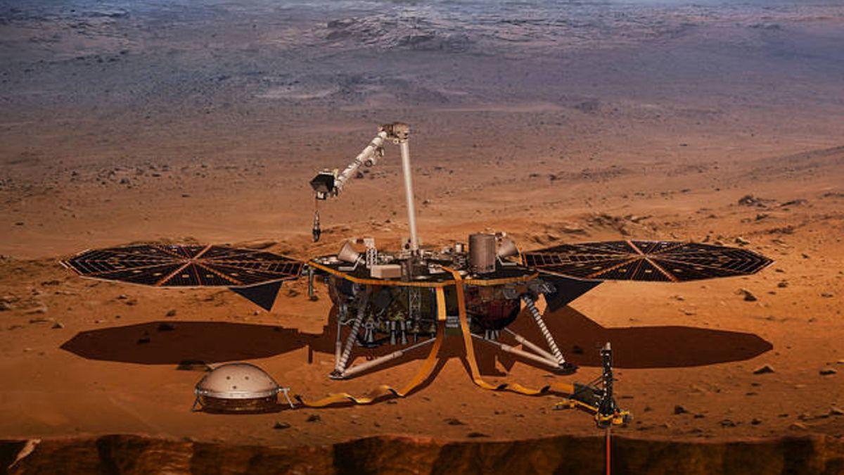 Záznam: Odstartovala raketa k unikátní misi. Cílem planeta Mars