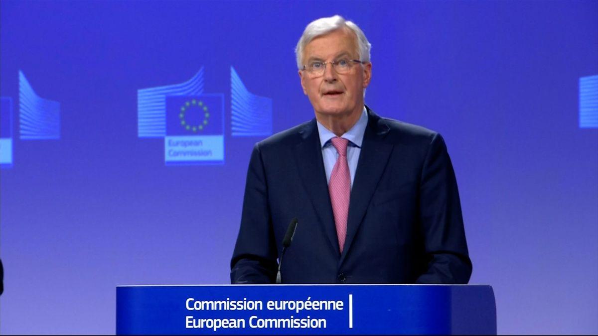 Barnier odmítl další ústupky Británii při jednání o brexitu. Libra po jeho slovech padá