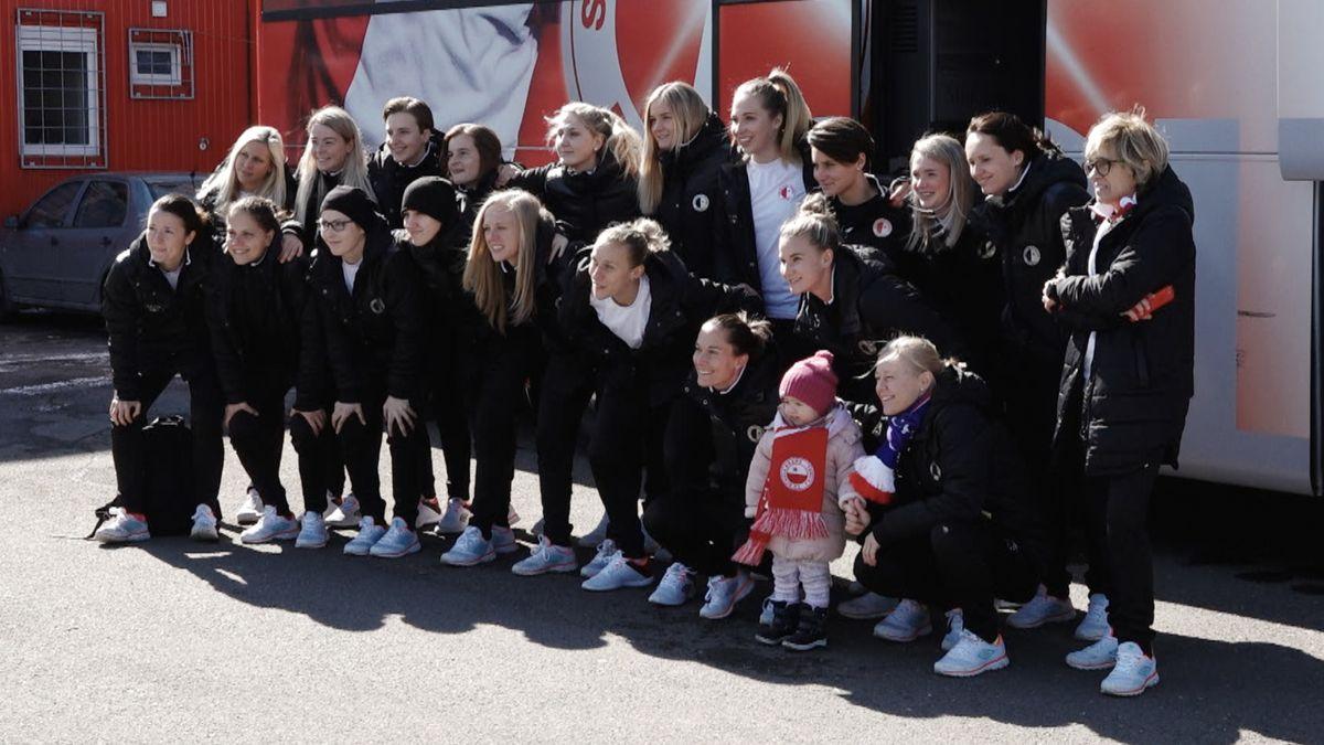 Jako poslední zůstala v evropských pohárech Slavia. Ženy z Edenu vyzvou v Lize mistryň Wolfsburg