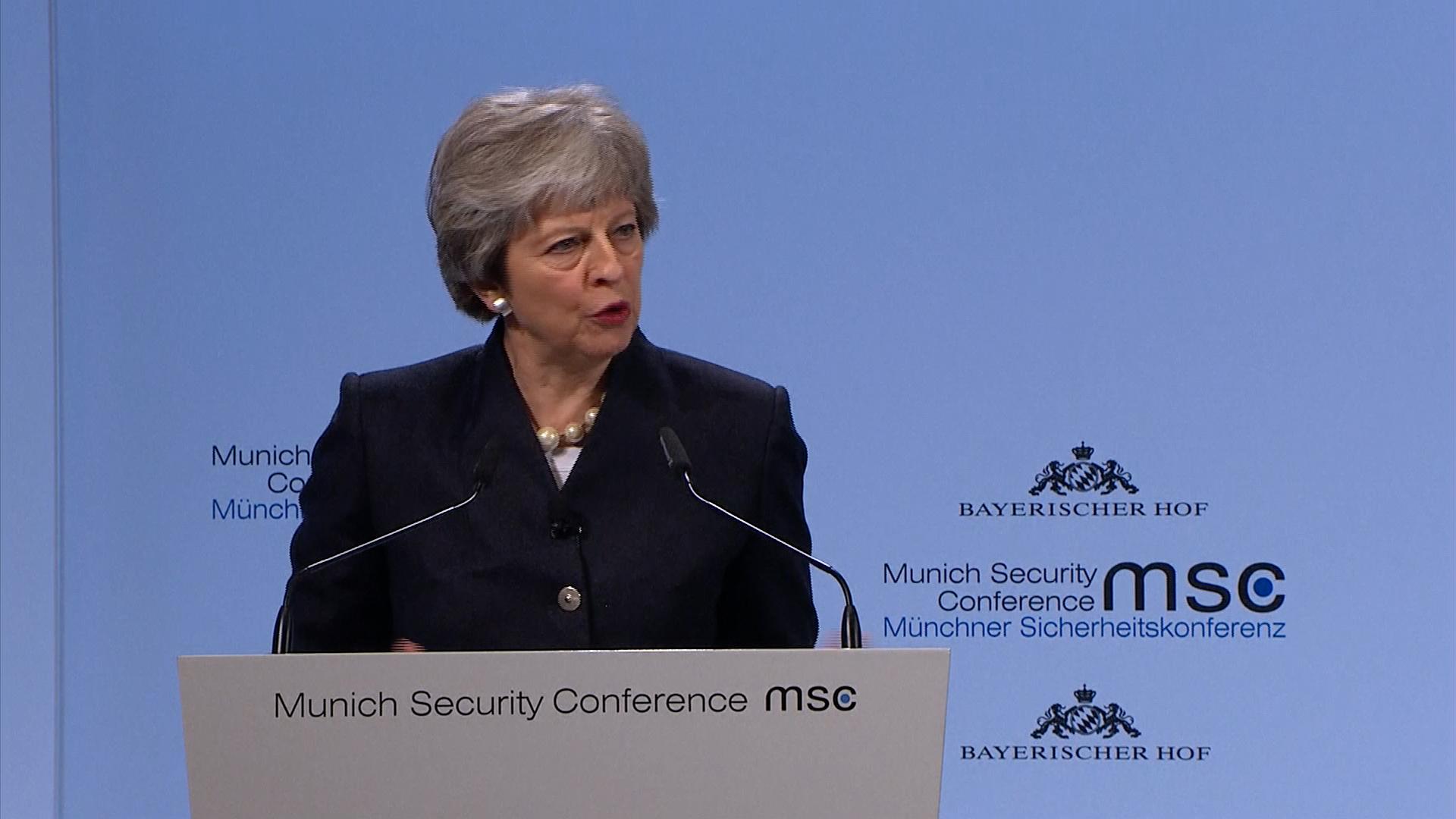 Britská premiérka ocenila českou policii. I kvůli ní chce mít s EU bezpečnostní dohodu