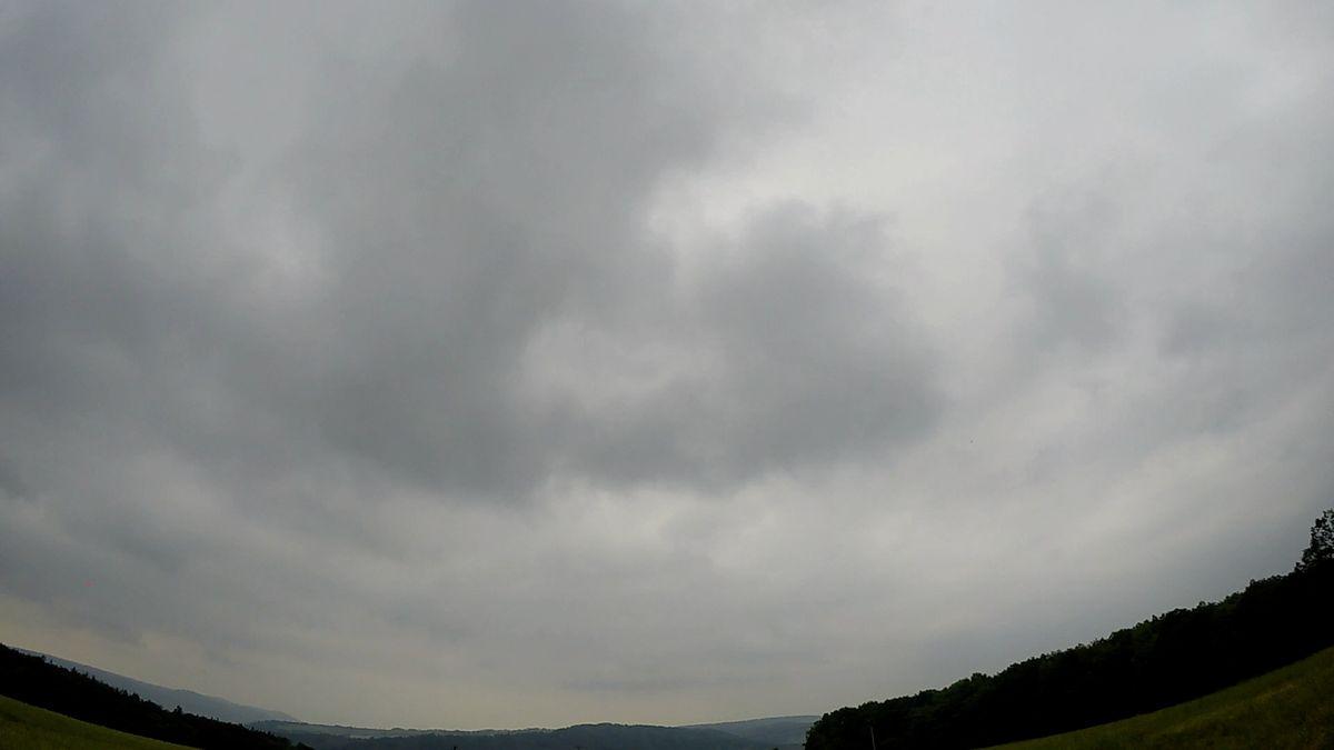 Tmavá mračna mohou přinést další déšť