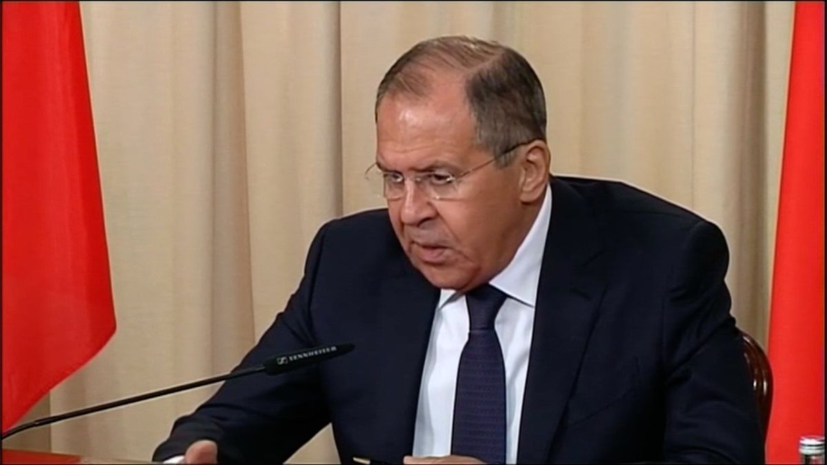Ruská odveta. Lavrov slíbil vyhoštění 23 britských diplomatů