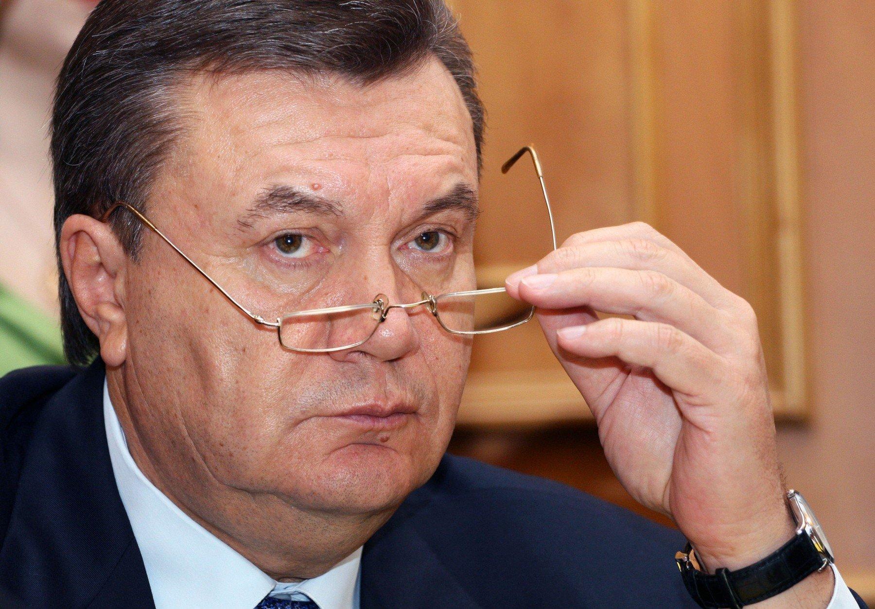 Ukrajinská prokuratura žádá pro exprezidenta Janukovyče 15 let vězení