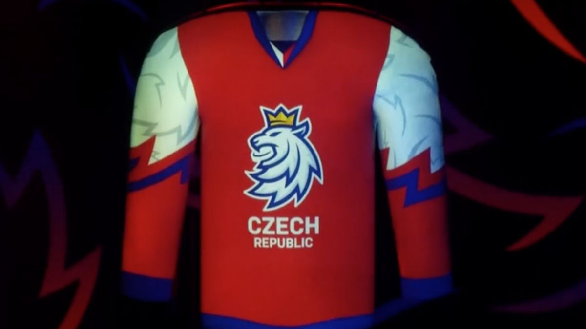 Český hokej vstoupil do nové éry. Záznam velkolepé show včetně nových národních dresů