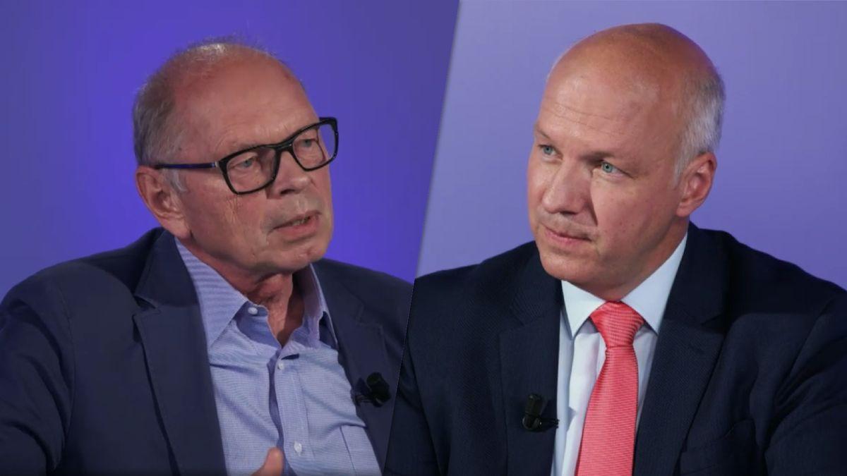Duel: Tak bojuje o křeslo v Senátu uchazeč o Hrad Fischer a Babišův exministr financí Pilný