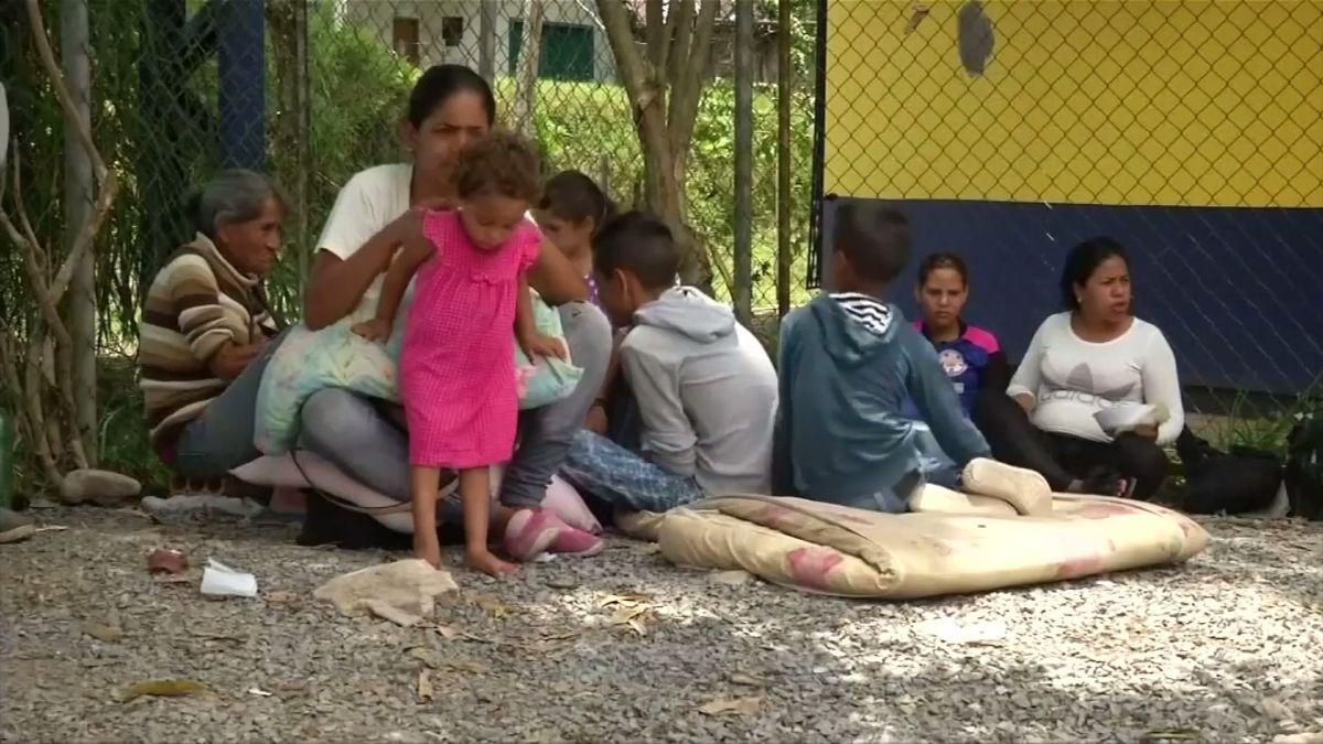Podle OSN zVenezuely za poslední roky uprchly třimiliony lidí