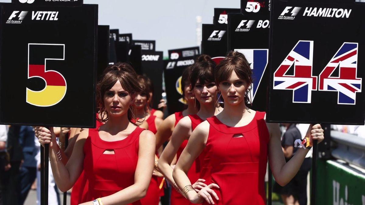 """Krásné ženy mizí z motorsportu. Rozhodují """"o nás bez nás"""", zlobí se česká grid girl"""