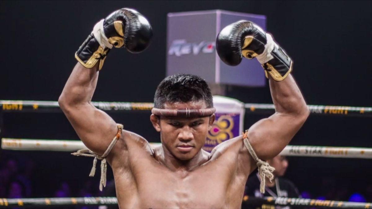 Krčmáře čeká zápas s žijící legendou thaiboxu. Natrénováno mám, vzkazuje
