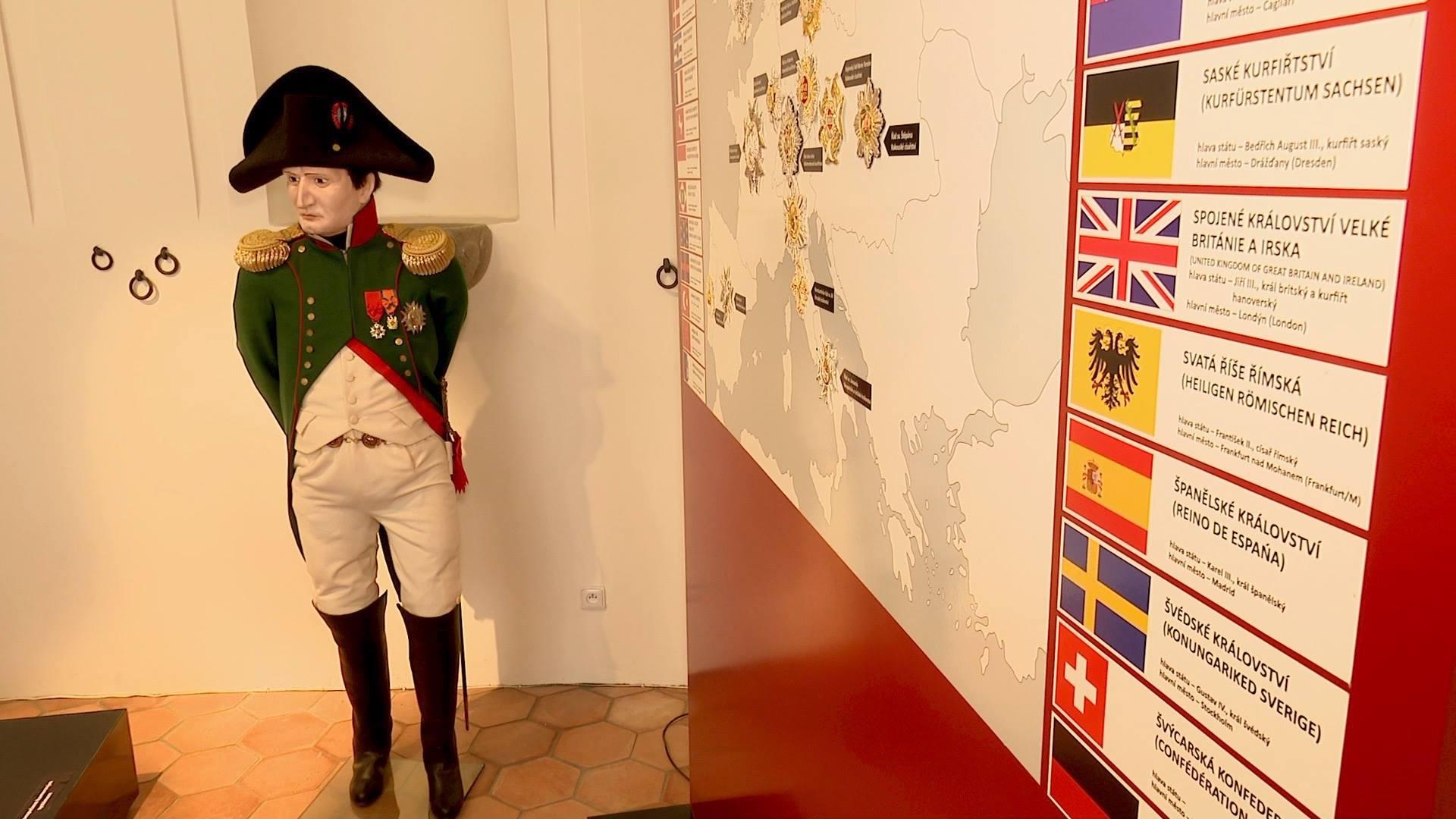 Soud opět řeší napoleonskou expozici ve Slavkově. Spory se táhnou už pět let