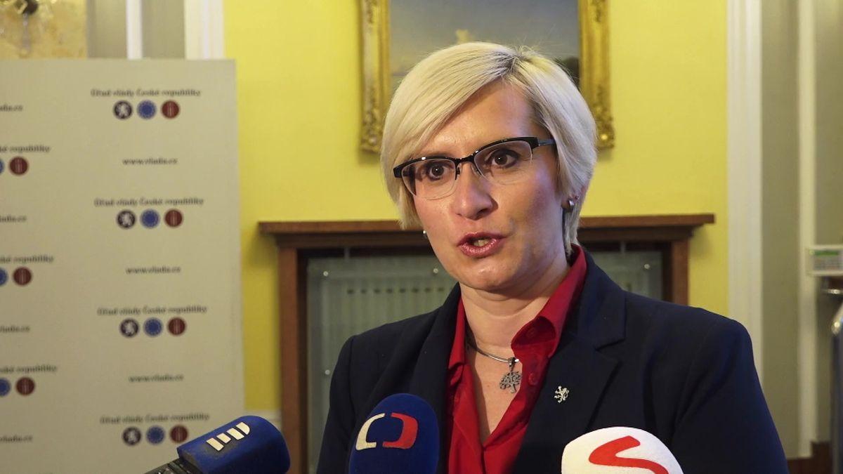 Ranní telefonát od Babiše: Ministryně Šlechtová končí ve vládě