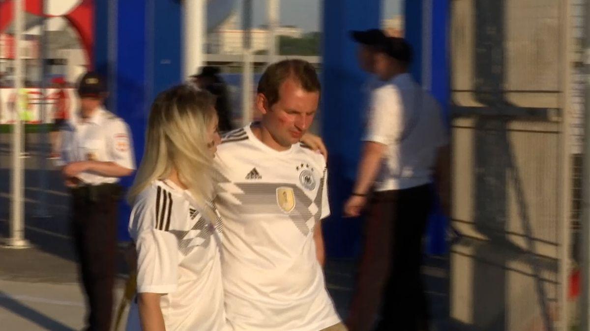 Po vyřazení Němců se na národní tým snáší kritika ze všech stran
