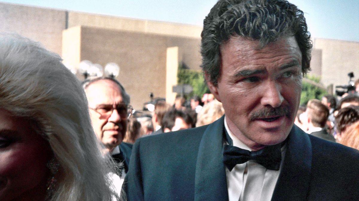 Ve věku 82 let zemřel na infarkt herec Burt Reynolds