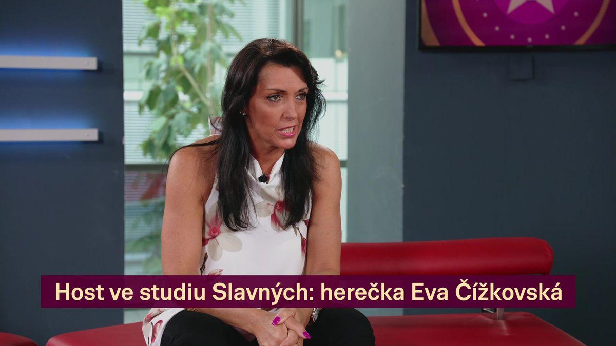 Herečka Eva Čížkovská a její zajímavé role