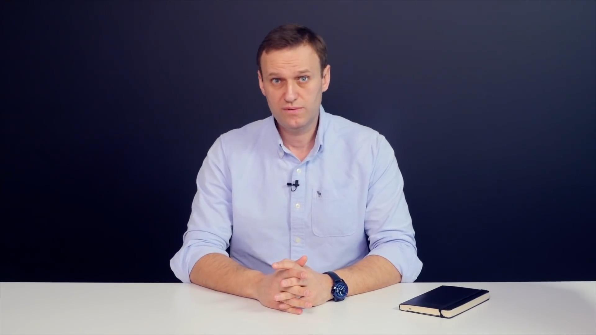 Navalnyj upozorňuje na majetek matky předsedy Státní dumy s podezřele vysokou hodnotou