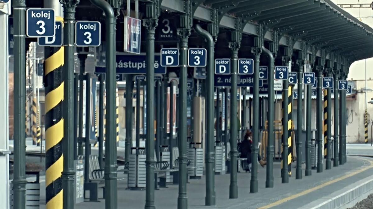Nádraží i s podzemkou. Brno chce dál tlačit na vládu, ať přehodnotí variantu výstavby nového nádraží