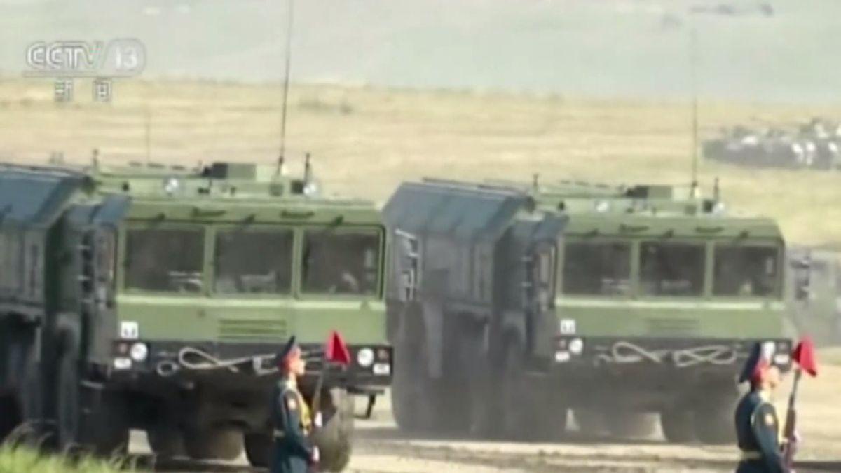 USA uvalily sankce na čínskou armádní agenturu kvůli nákupu ruského vybavení