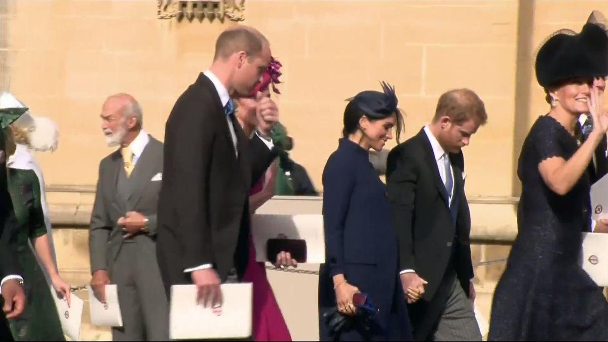 Meghan, manželka prince Harryho, je těhotná. Dítě čekají na jaře, Britové už sází na jméno