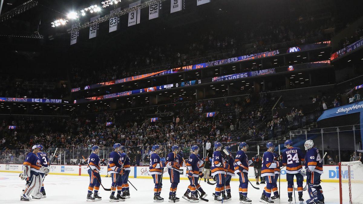Islanders mají vNHL ostudu. Na jejich zápas přišel stejný počet lidí jako na českou extraligu