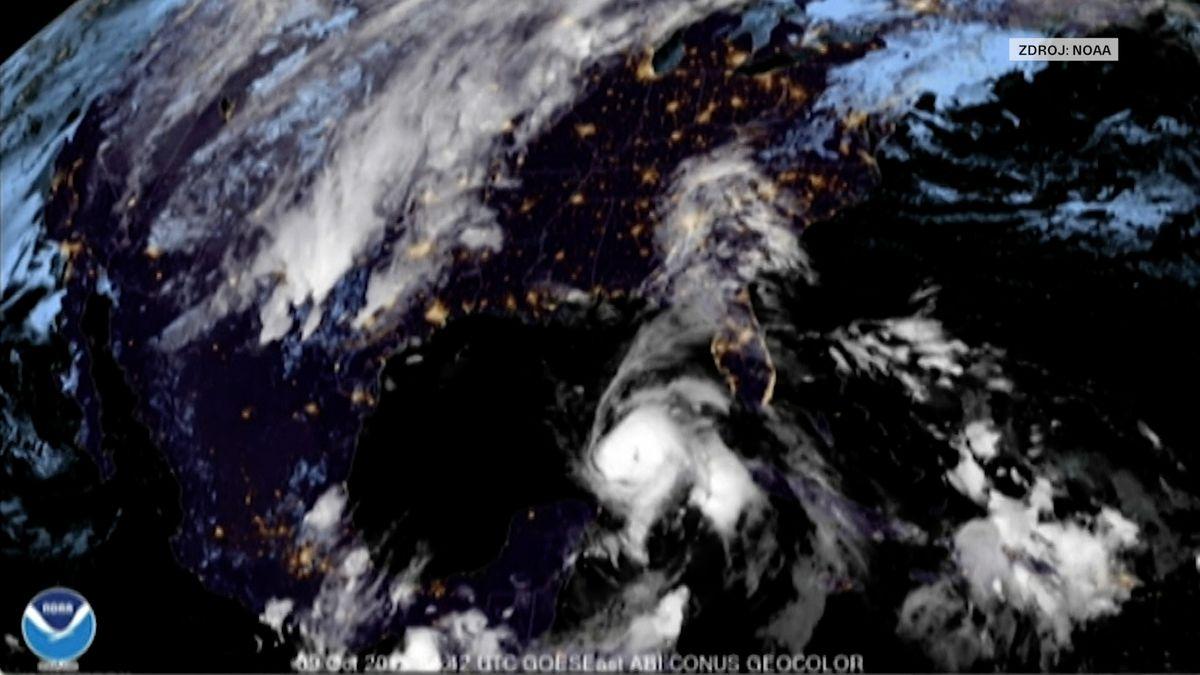 Hurikán Michael nabírá na síle. Obyvatelé Floridy se evakuují