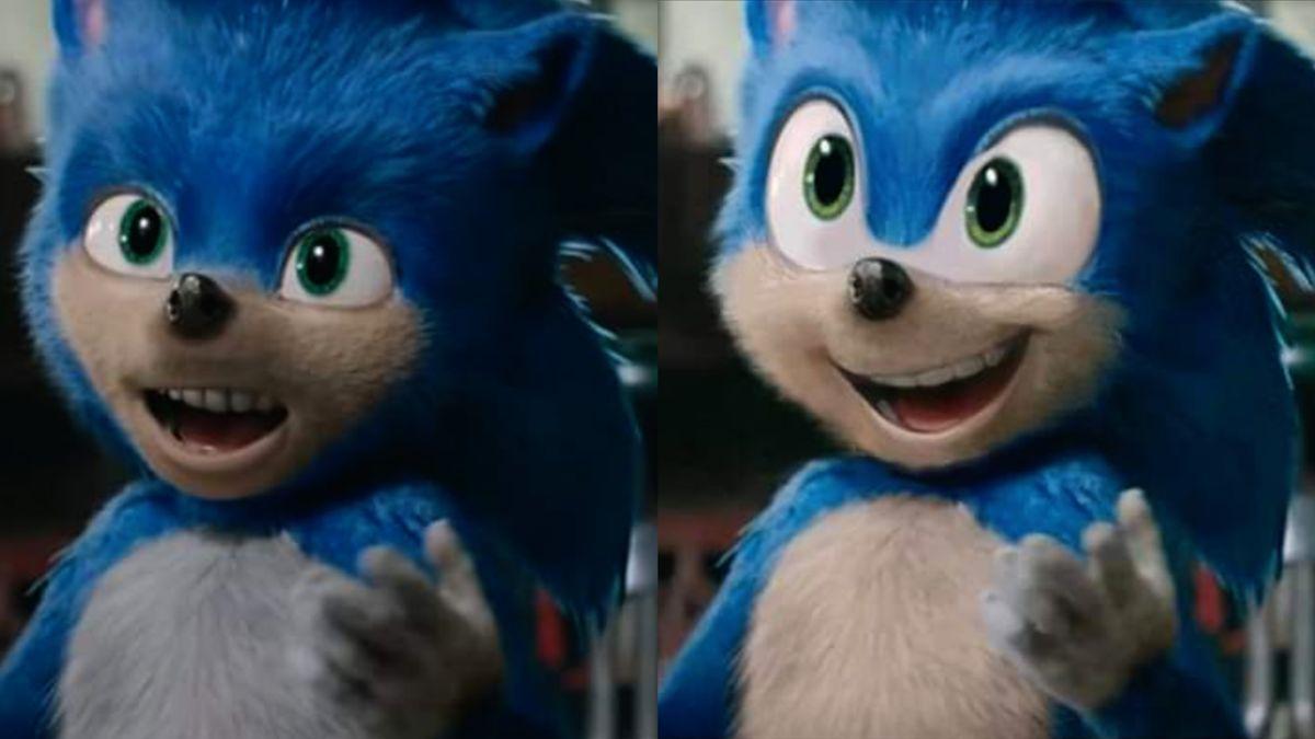 Hněv fanoušků donutil režiséra filmu Sonic kredesignu modrého ježka