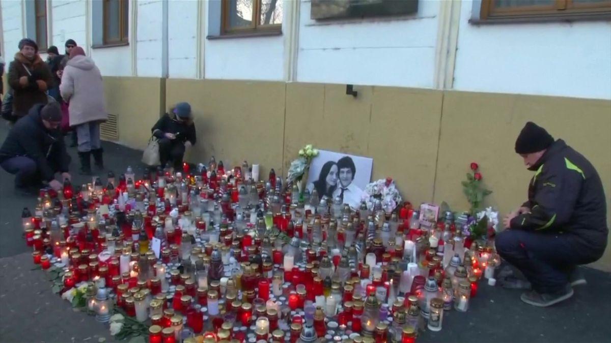 Kuciakovy snímky šetření vraždy neovlivní, každého zabitého novináře sledovali, říká Holcová