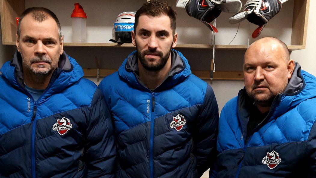 Hokejové Dynamo řeší sportovní krizi: Přichází trenér Lubina, Čáslava končí jako hráč a bude jeho asistent