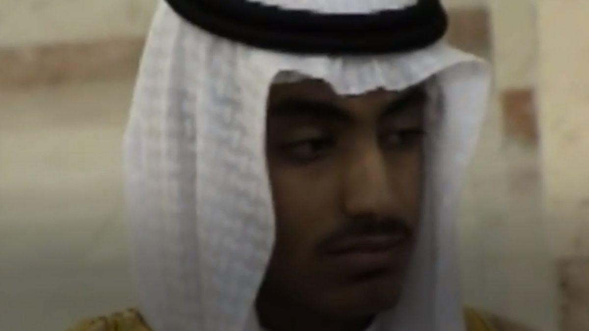 Milion dolarů za bin Ládina juniora. Spojené státy hledají syna teroristy