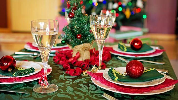 Vánoce našich předků: Ke štědrovečerní večeři servírovaly hospodyňky upytlačené zajíce. Ryby byly drahé