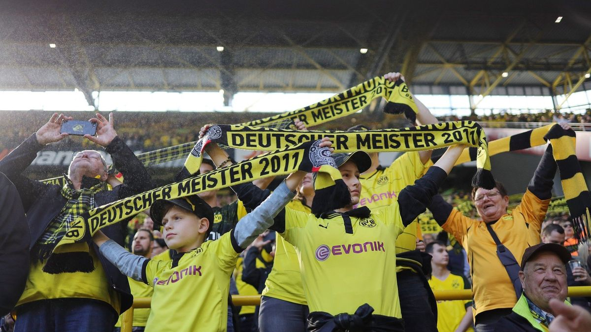 Fotbalový předkrm: Top 5gólů roku. Zápas otitul Bayern-Dortmund bude živě dávat Seznam
