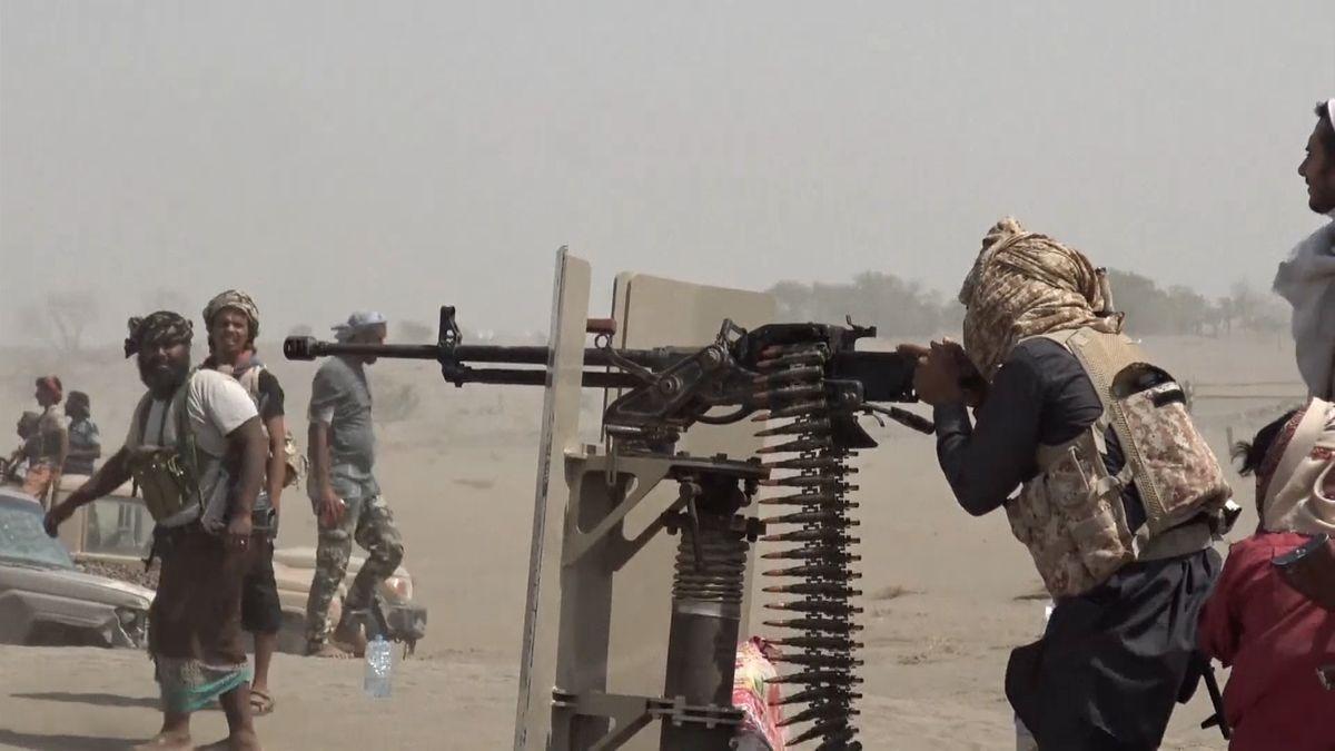 OSN: Znepřátelené strany vJemenu se dohodly na příměří vpřístavu Hudajdá