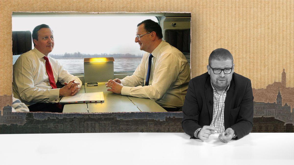 Šťastné pondělí: Proč prezident Zeman poškozuje čínské investice? Aco si ve vlaku povídali Nečas sCameronem?