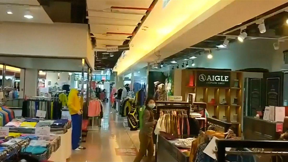 Rozechvělá zem, evakuace škol a metro mimo provoz. Tchaj-wan zasáhlo zemětřesení