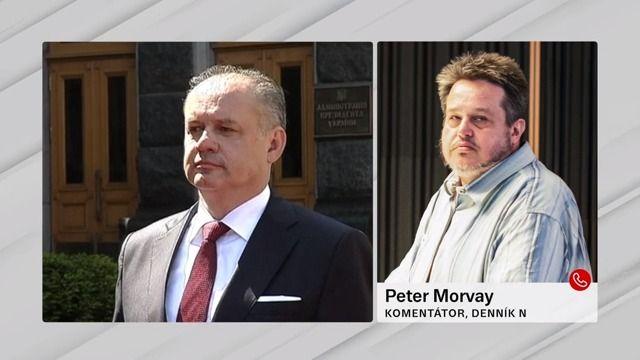 Slovenský exprezident Kiska představil svou stranu Za lidi