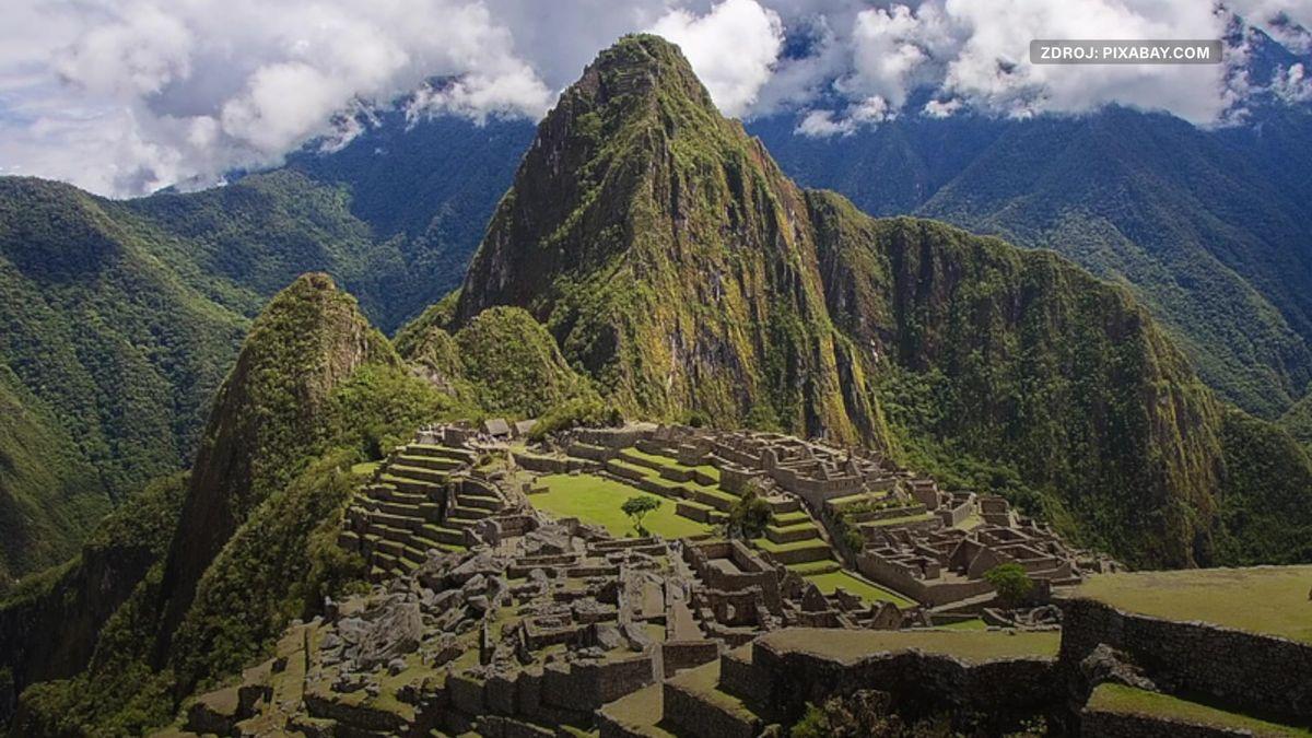 Vblízkosti Machu Picchu stavějí letiště pro turisty. Archeologové ihistorici protestují