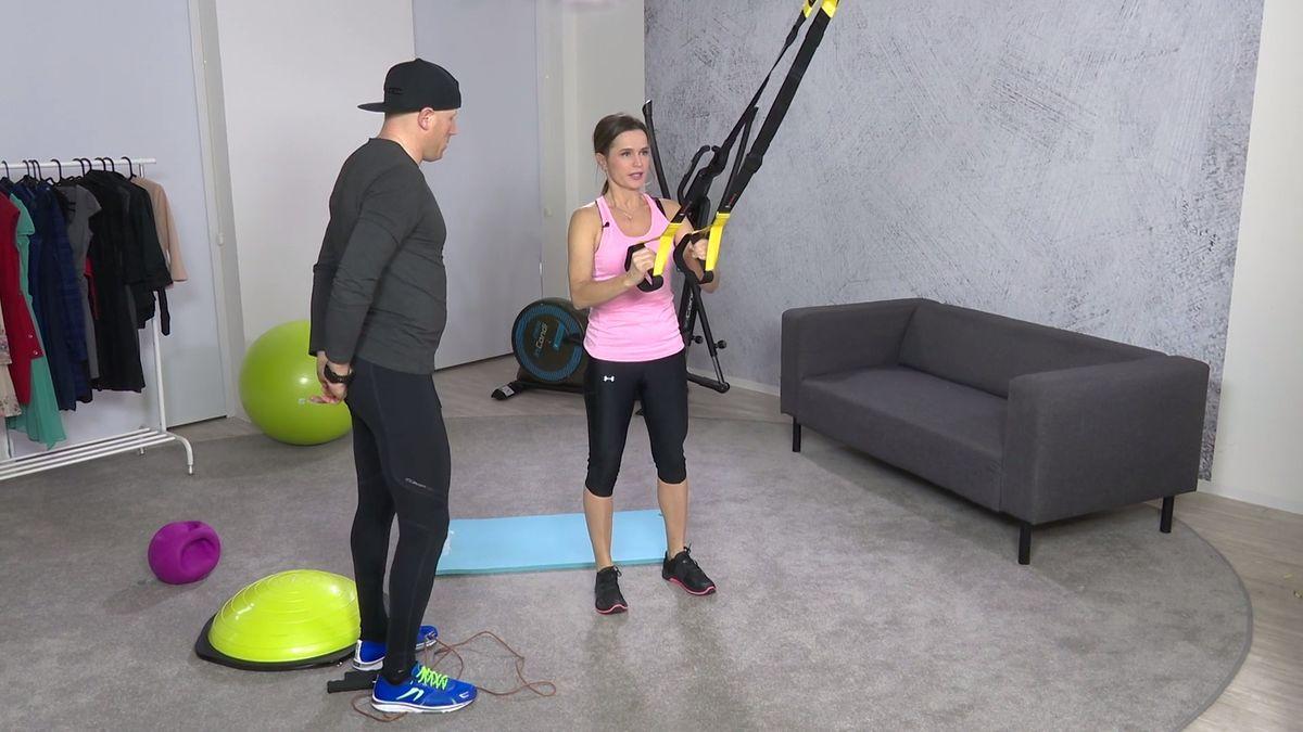Rodinka: Seriál ocvičení doma: Na startu je klíčový intervalový kardio trénink
