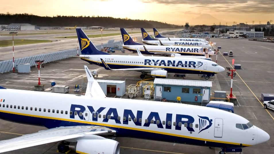 Ryanair odmítá kompenzovat lety zrušené kvůli stávkám