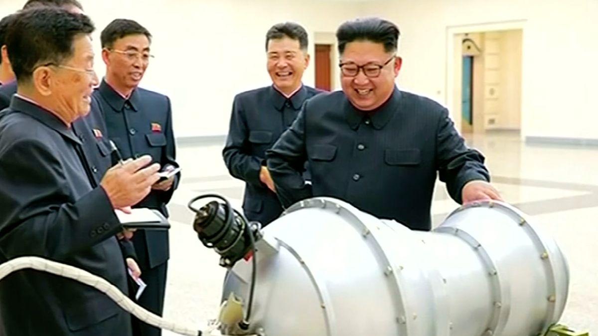 KLDR se svých jaderných zbraní nikdy nevzdá, CIA varuje před světovou hrozbou