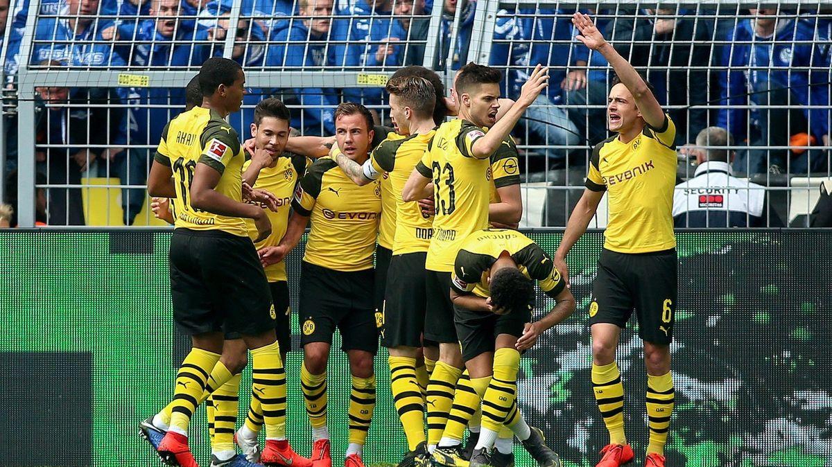 Dortmund proti Pavlenkovi sGebre Selassiem musí uspět, jen tak udrží šanci na titul. Sledujte přenos Televize Seznam