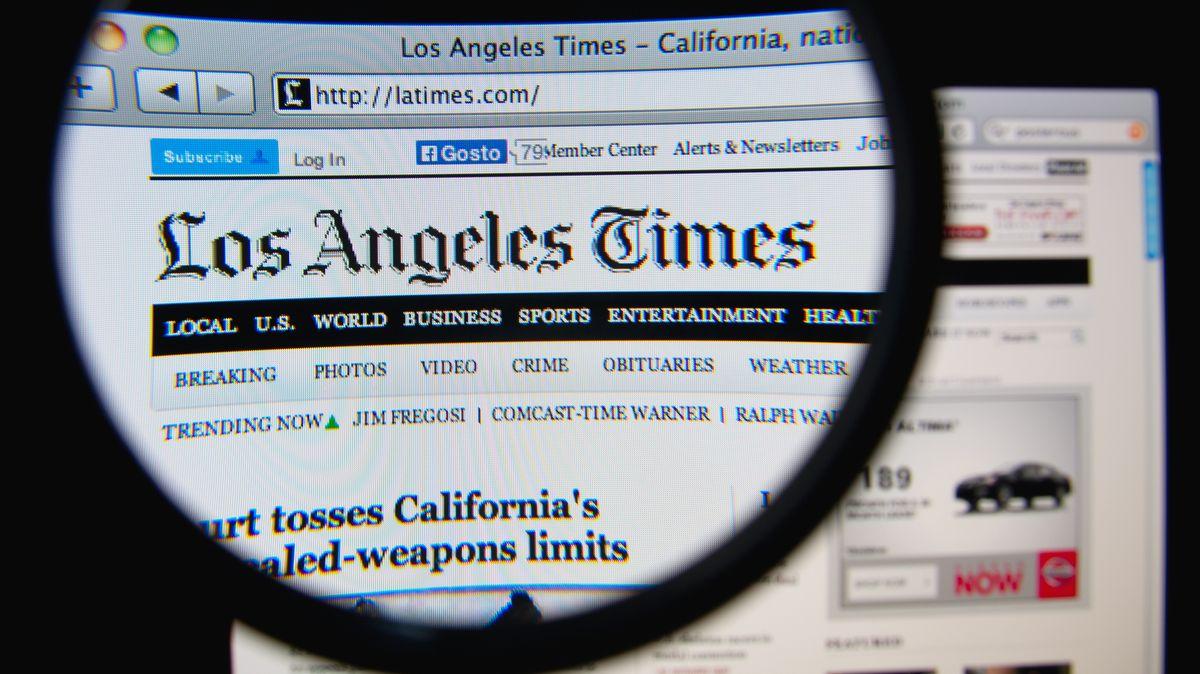 Hackeři napadli americká média, útok pocházel ze zahraničí