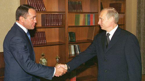 Exporadce Putina, který zemřel vUSA, měl neobvyklou zlomeninu