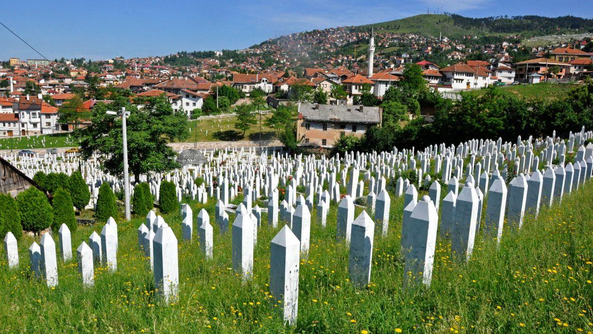 USarajeva našli masový hrob sasi bosňáckými oběťmi zroku 1992