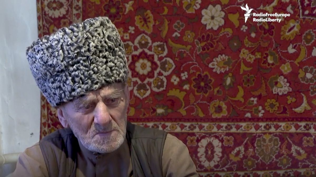 Kavkaz 1944.Neměli jsme čas si ani vzít šaty nebo boty, popisuje deportaci půl milionu lidí