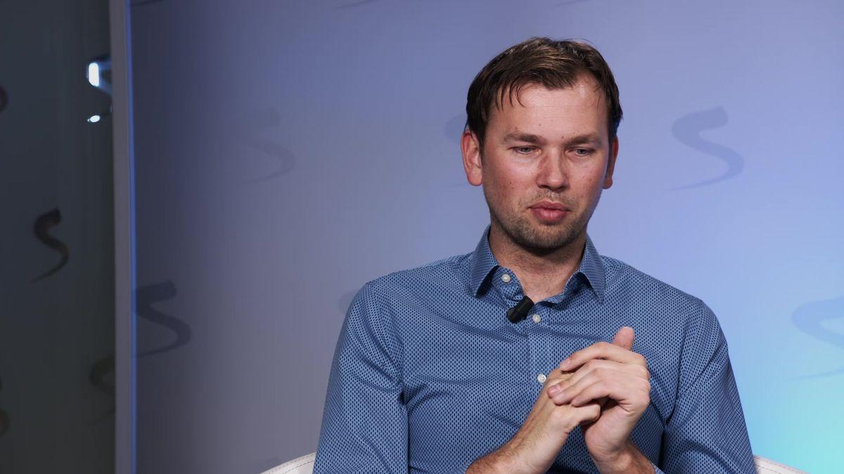Hyperloop by mohl vPraze stát už za 15let, říká vesmírný architekt Tomáš Rousek