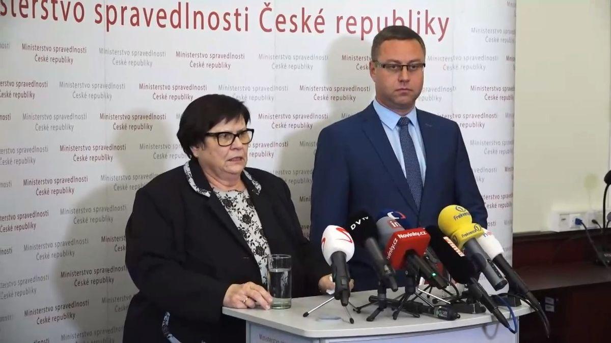 Ministryně Benešová navrhla změny zákona ostátním zastupitelství. Dotkne se išéfa žalobců
