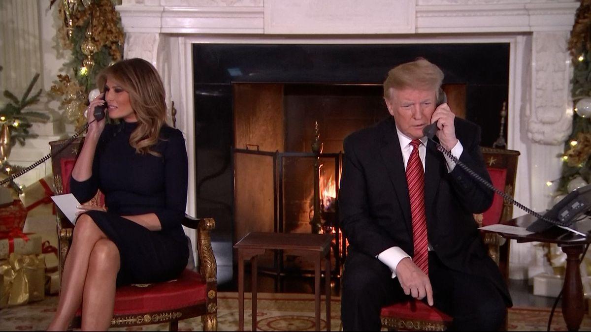 Zlatá malina pro první pár. Trumpovi jsou nominovaní na filmovou anticenu