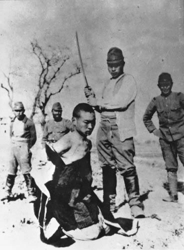 Japonci vNankingu zabili 300000lidí, 20000žen bylo znásilněno, Čína si připomíná tragické výročí