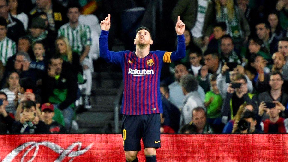 Sólo pro Messiho. Vyberte nejhezčí gól španělské La Ligy