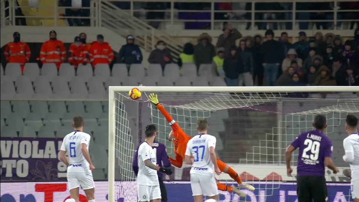 Tři rány, jedna hezčí než druhá. Vyberte nejlepší gól italské Serie A