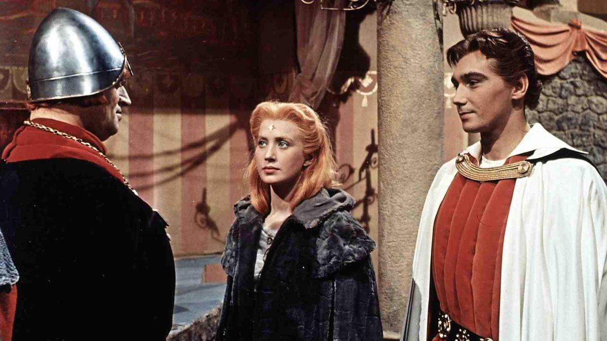 Co (ne)víte opohádkách a hercích: Původní příběh Princezny se zlatou hvězdou na čele vás hodně překvapí
